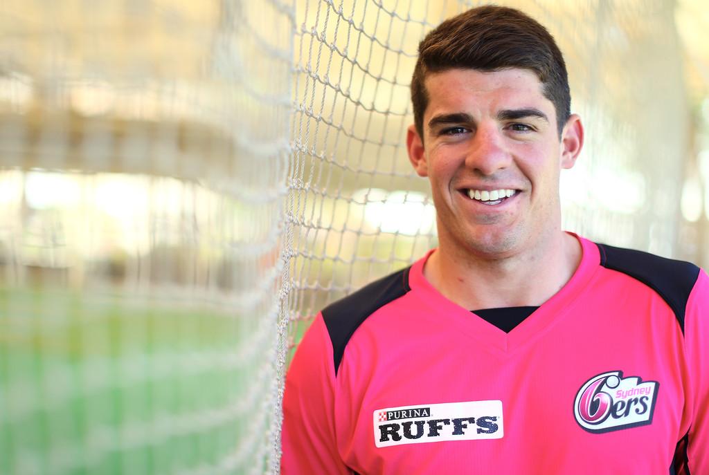 Sydney Sixers Captain Moises Henriques