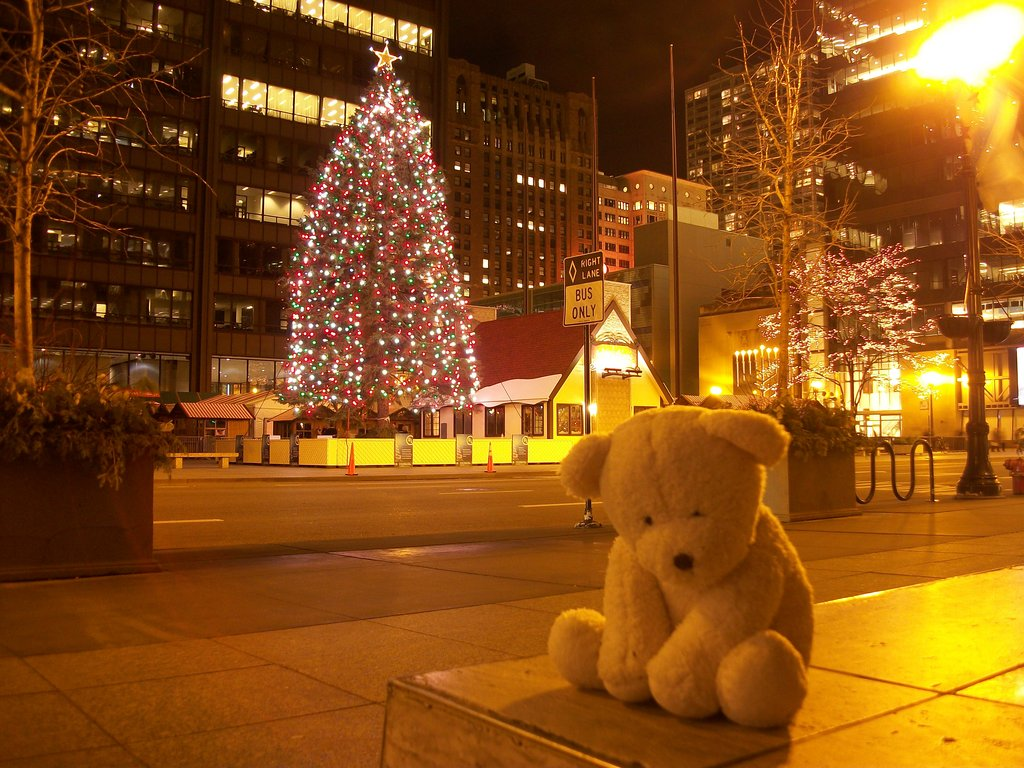 The struggling and lonely at Christmas