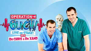 Dr XAND van Tulleken – Presenter Operation Ouch