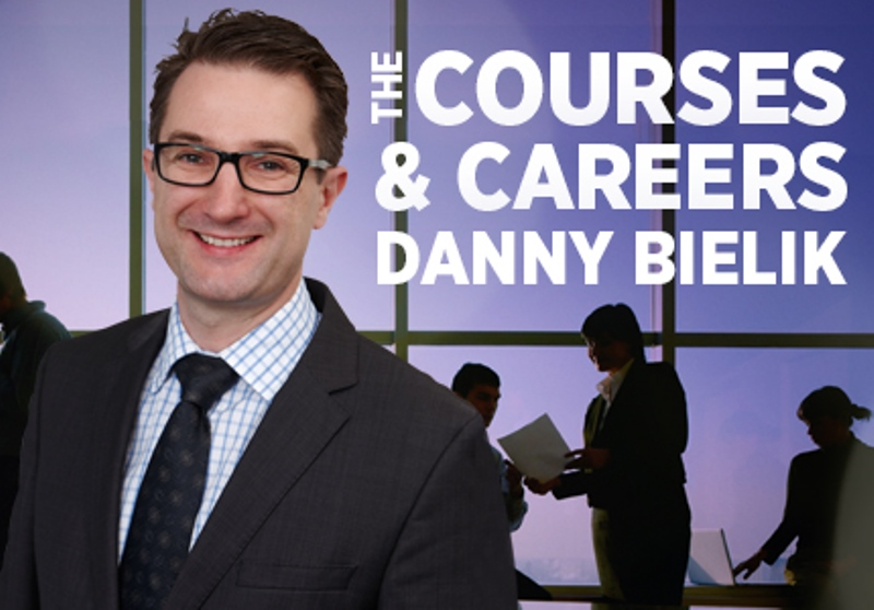 The Courses and Careers Show: Wednesday March 15