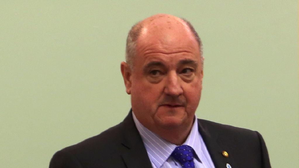 Qld Shadow Minister Michael Hart