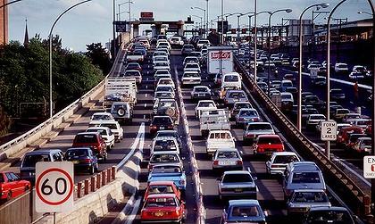 Sydney – Australia's most congested city