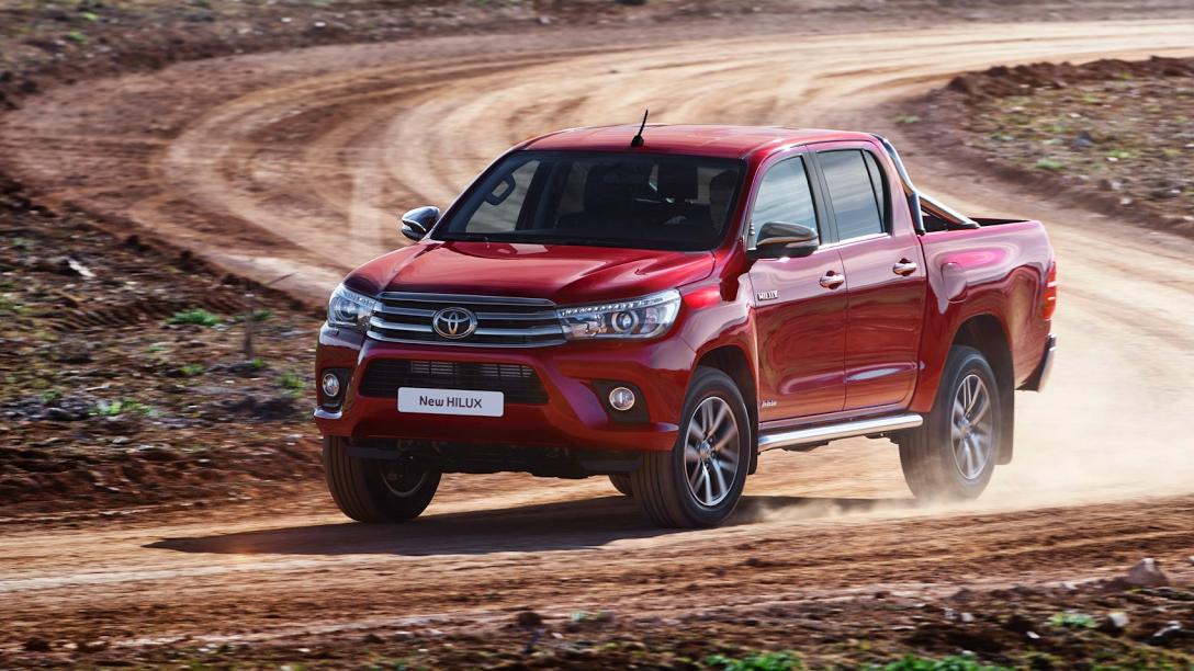 Toyota Hilux – Australia's Favourite Car