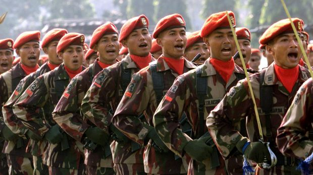 Australia Works To Heal Rift With Indonesian Military