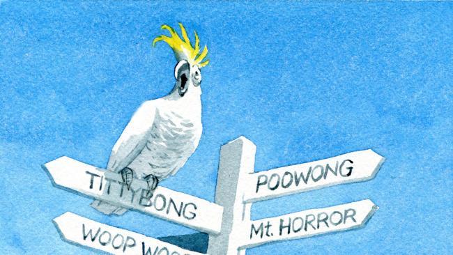 Stories Behind Australian Town Names