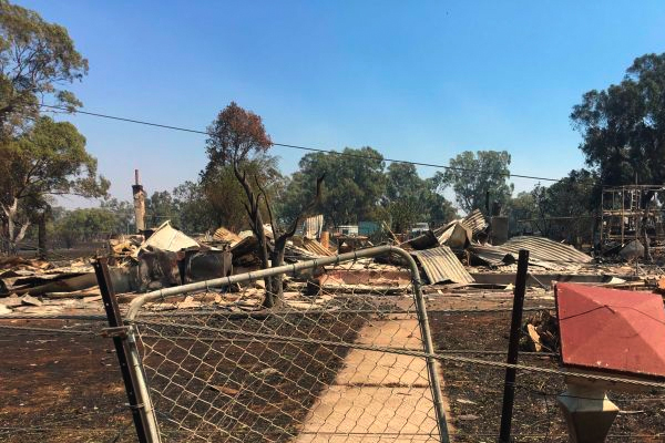 Bushfire Appeal for the NSW Central West