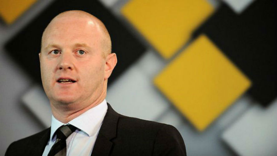Commonwealth bank record half year profit