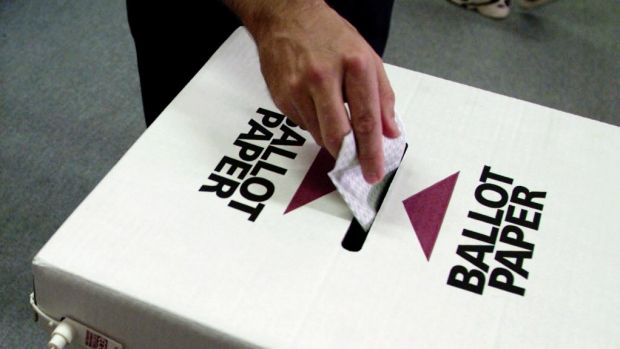 Electoral Boundaries Skakeup