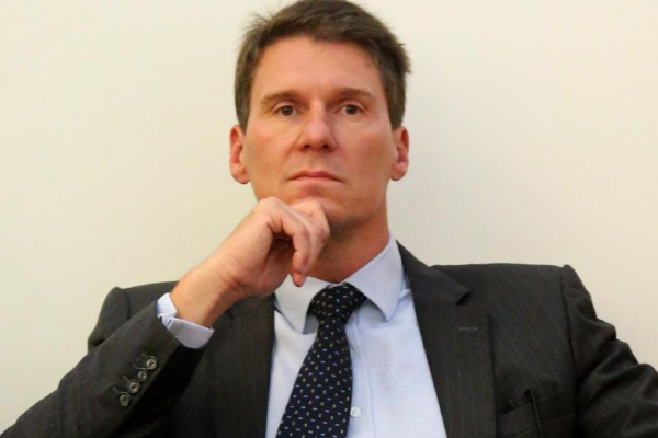 Senator Cory Bernardi's post-defection week