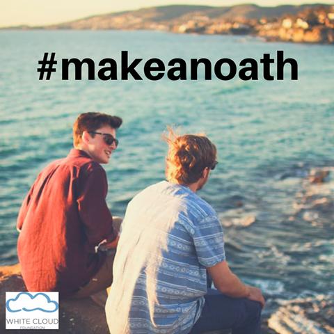 #MakeAnOath