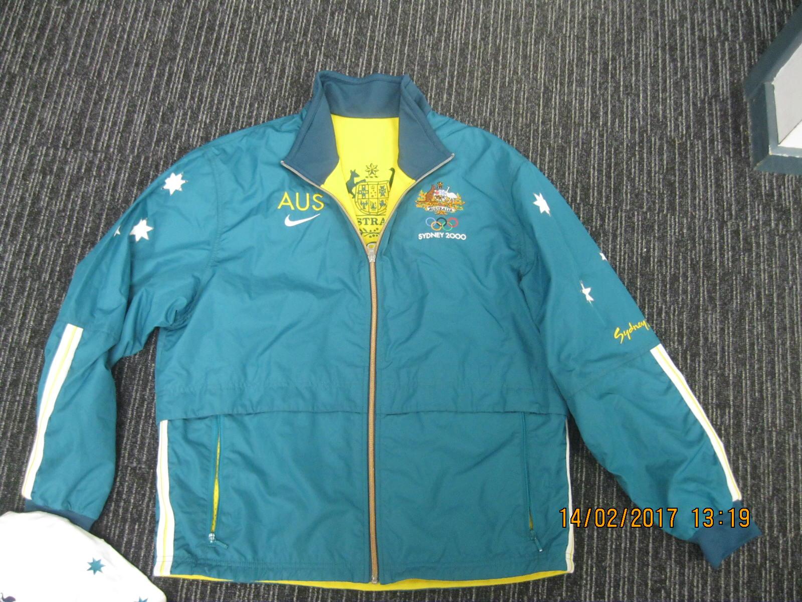 Article image for Olympic Memorabillia Found