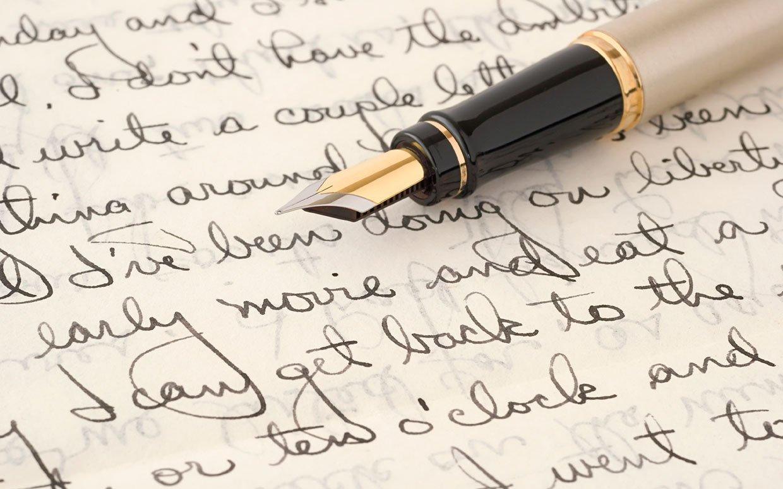 Handwriting Reveals All