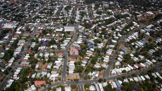 Are the suburbs being forgotten?