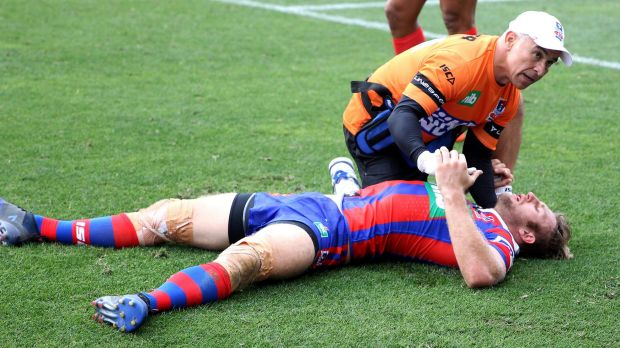 Concussion expert welcomes NRL fines