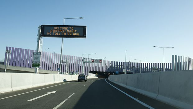 Toll Road Usage Dropping