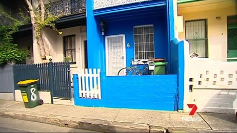 Pensioner ordered to repaint his home