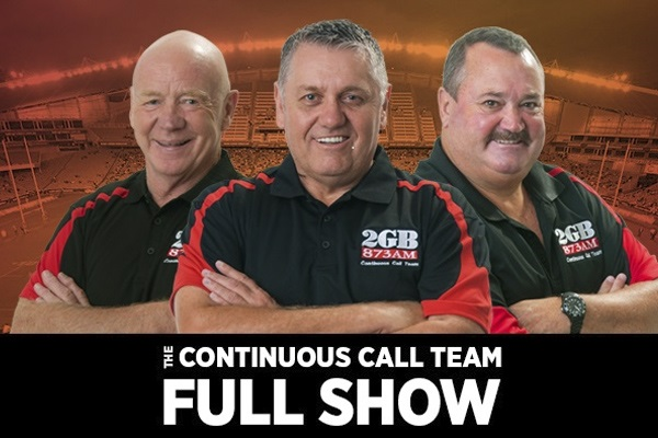 Continuous Call Team: Full Show – Sunday May 7