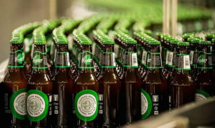 Pubs boycott Coopers beer