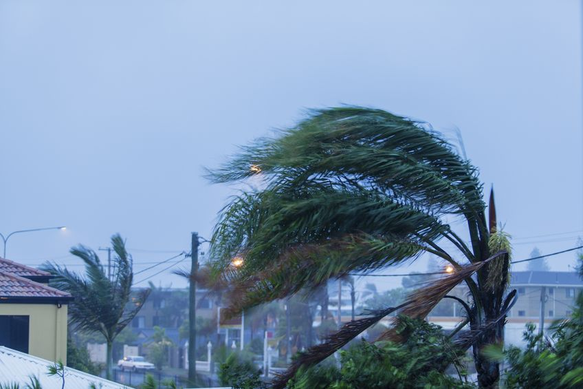 Cyclone Debbie: Mackay