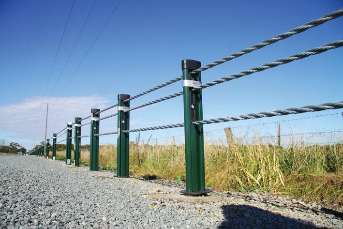 Dangerous motorways need wire rope barriers