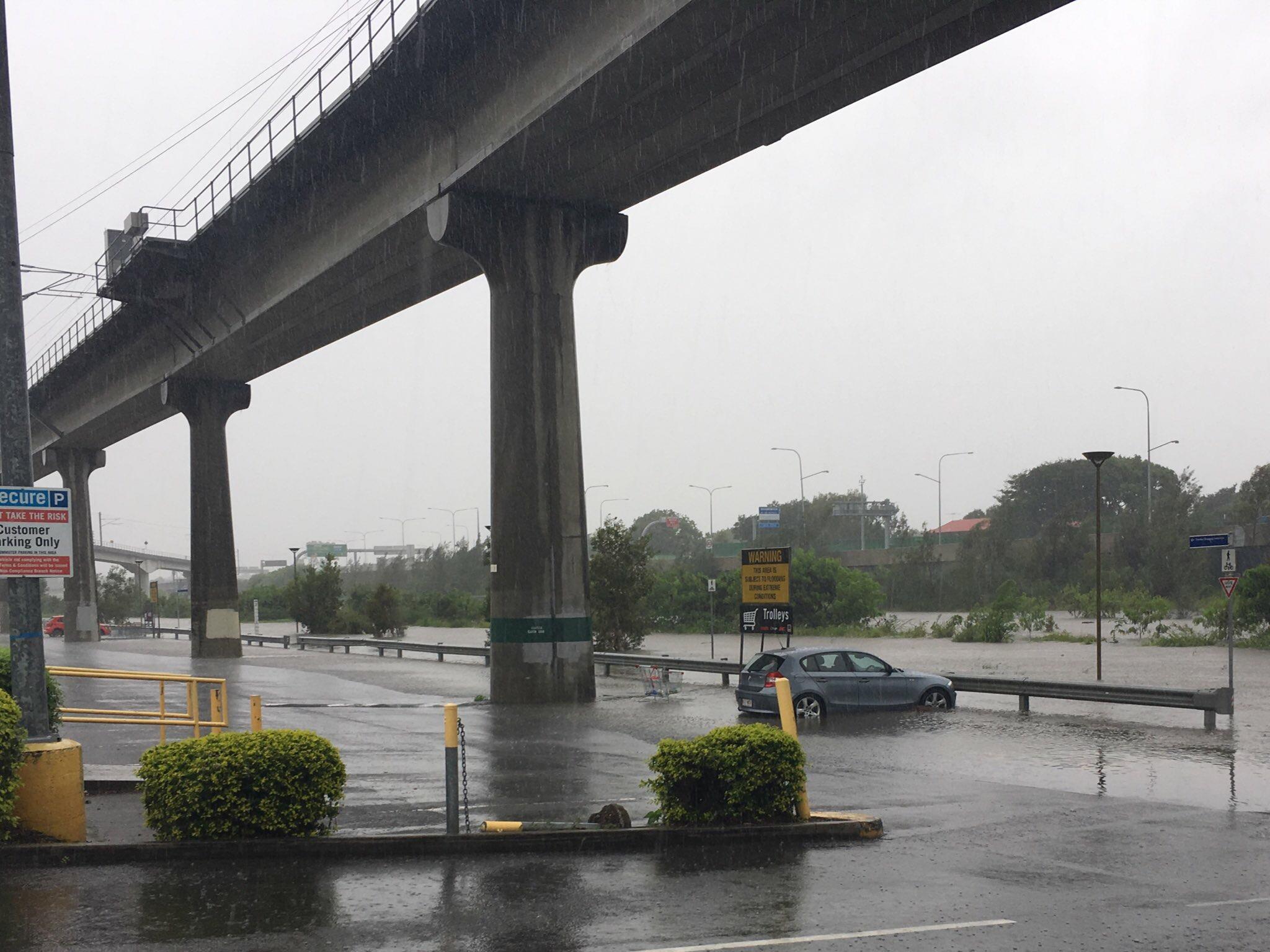 Brisbane Rain Special Coverage