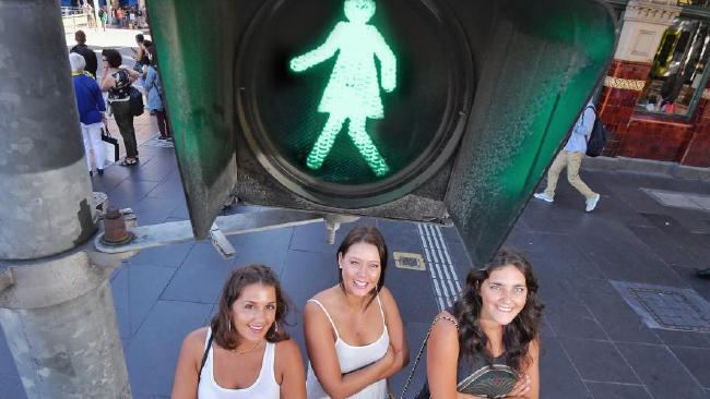 Gender-equal traffic signals