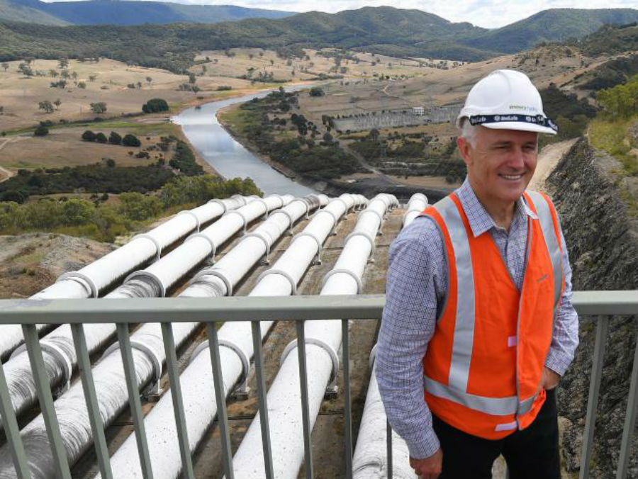 Is Snowy Hydro 2.0 viable?