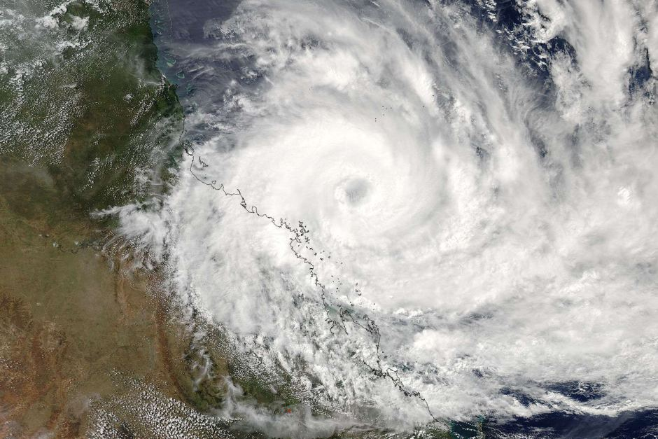 Economic impact of Cyclone Debbie
