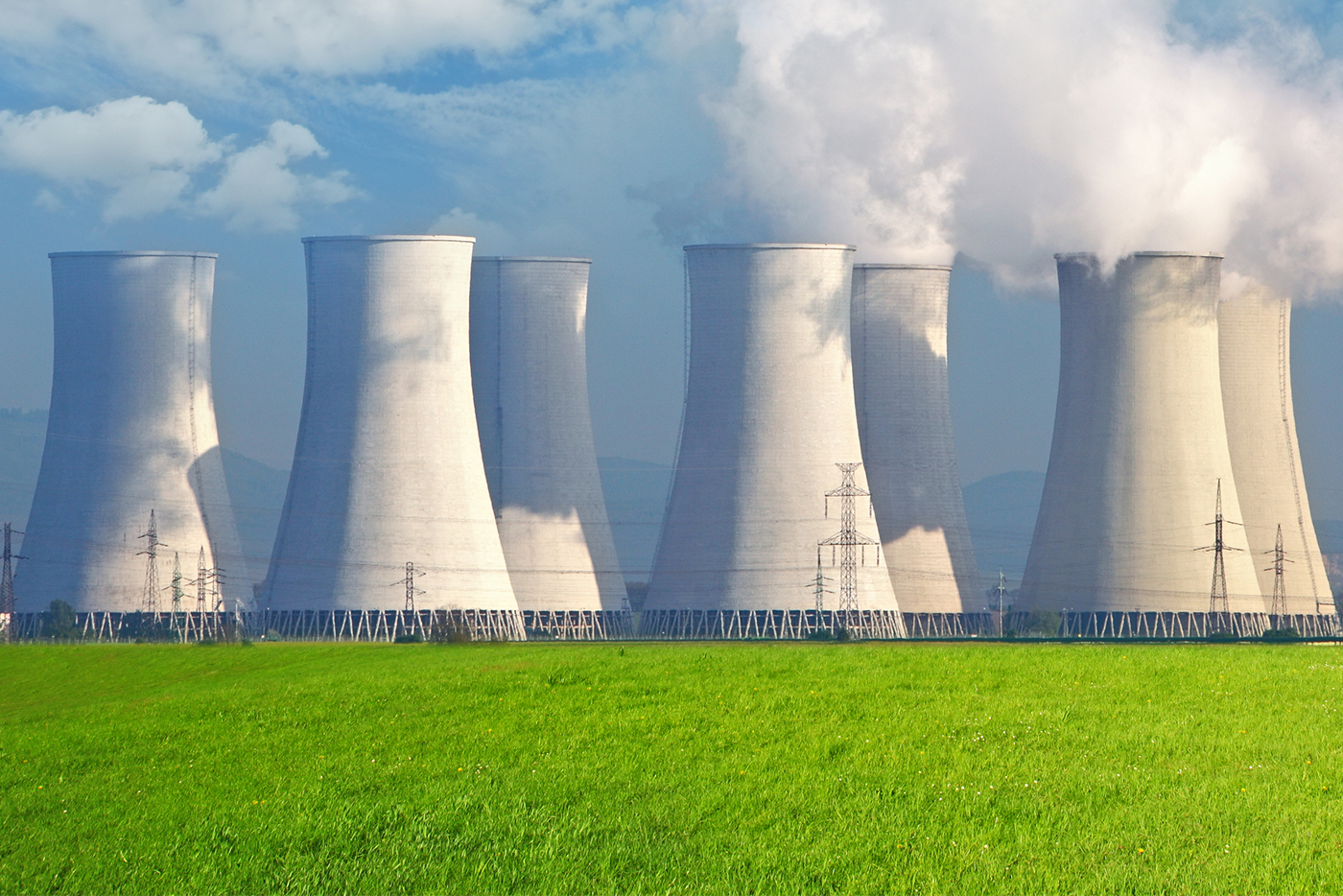 "Nuclear power would lead a ""new industrial revolution"""