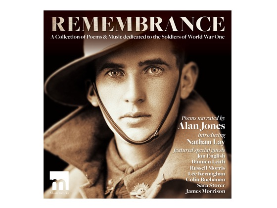 New ANZAC CD 'Rememberance'