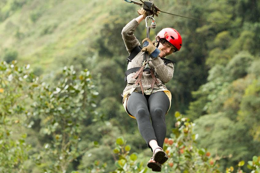 Should Mt Coot-Tha Get a Zipline?