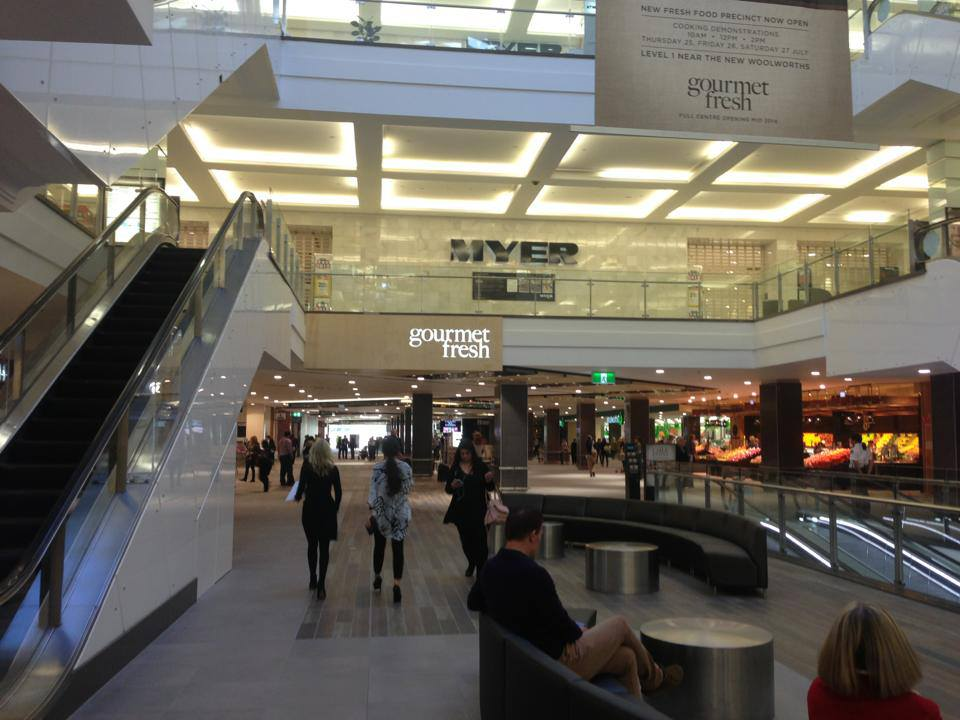 Do You Still Shop at Indooroopilly?