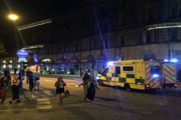 Article image for 19 dead in Manchester concert attack