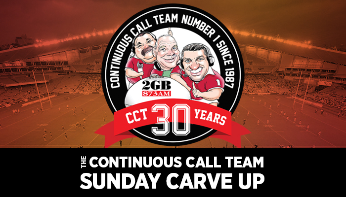 The Sunday Carve Up – September 24th