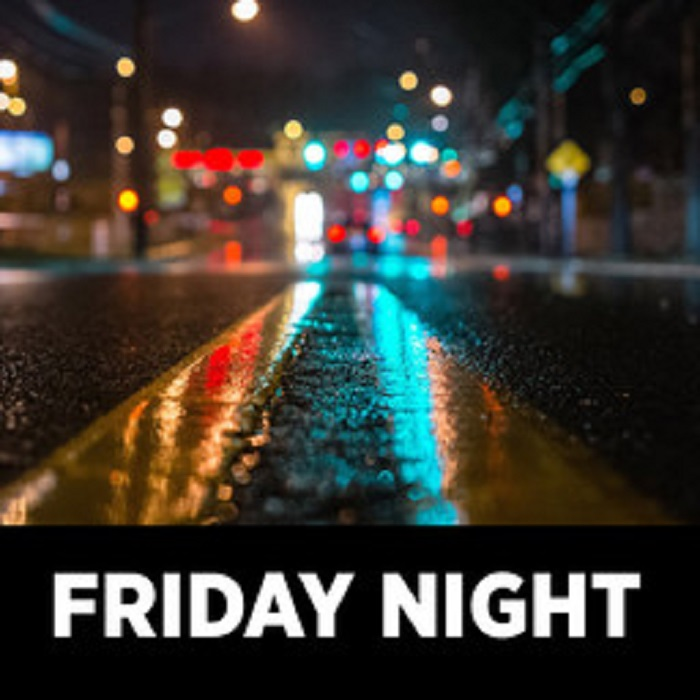 Friday Night with Luke Davis – March 1 2019