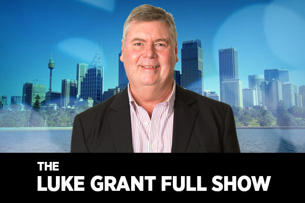 Nights with Luke Grant – Full Show 3rd January 2018