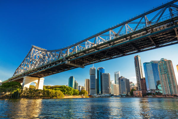 Would you swim in The Brisbane River?