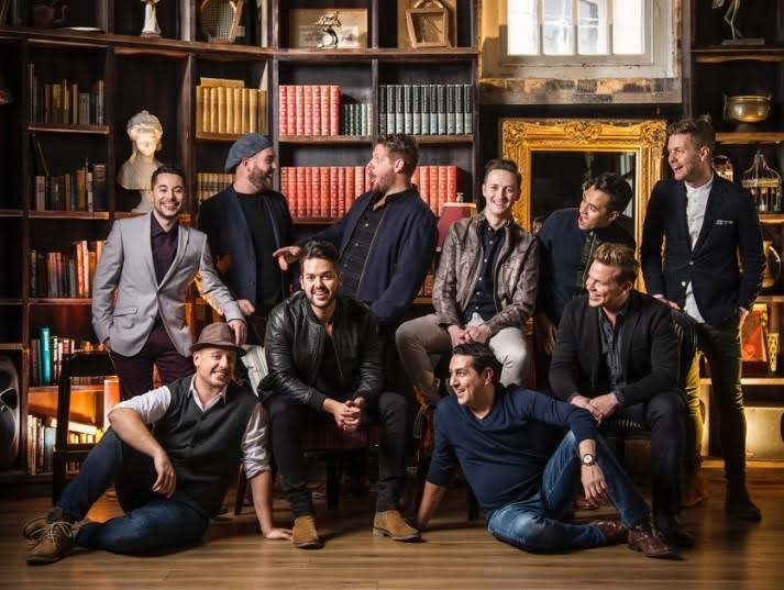 The Ten Tenors Celebrate 20 years