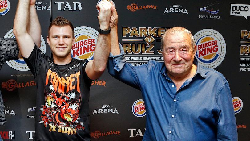 Horn v Pacquiao – Legendary Boxing Promoter Bob Arum