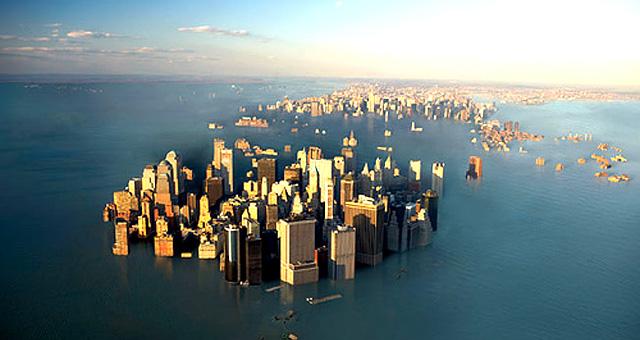 Climate change: rising sea levels & renewables