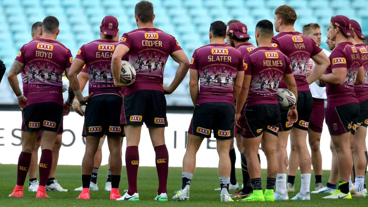 Can the Maroons Save the Series?