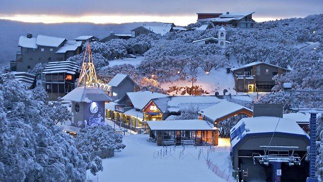 Ski Fields open early