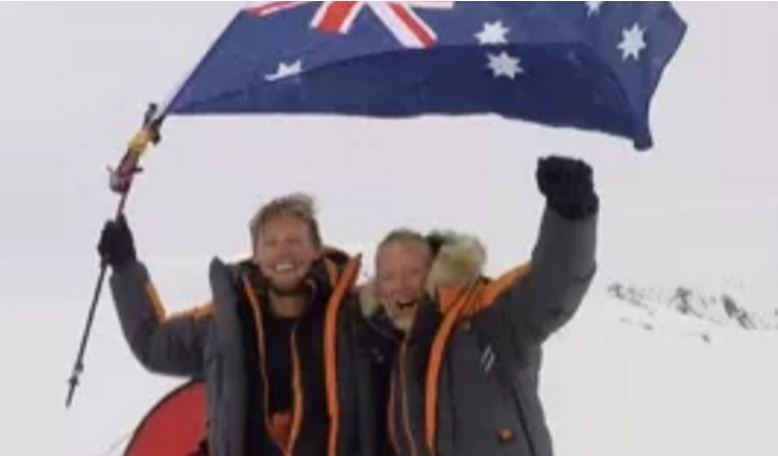 QLD Adventurers Smash Greenland Record
