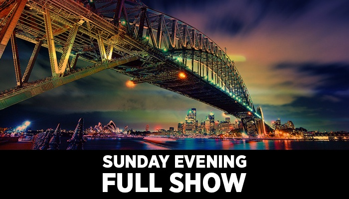 Sunday Evening with Michael Pachi Full Show: June 25
