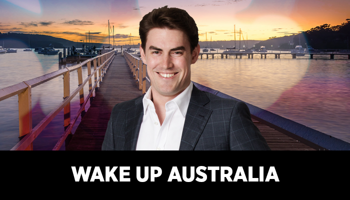 Wake Up Australia with Luke Grant 18th July