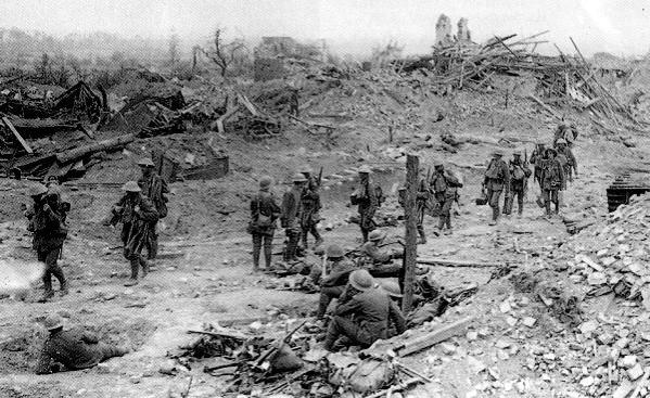 The Battle of Messines