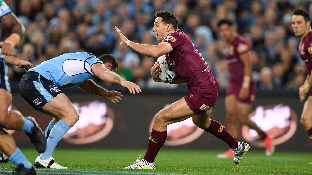Will Slater Be Right For Origin 3?