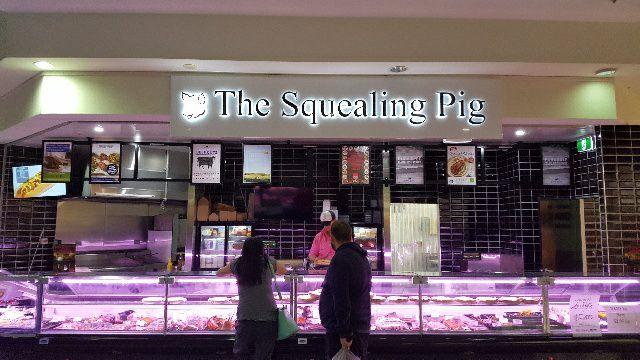 Vegan Squealers