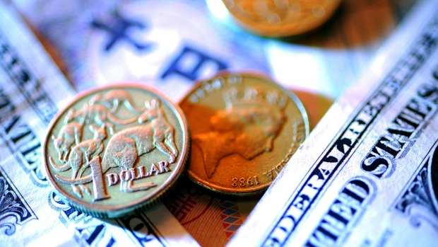 Why is the Australia dollar rallying?
