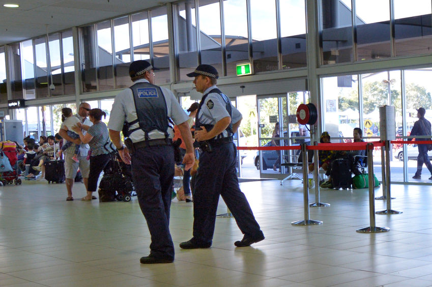 Airport Security Under Scrutiny